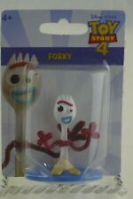 TOY STORY 4 Forky Mini Figure Disney Pixar, Cake Topper Figurine NEW IN PACKAGE