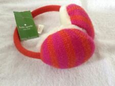 BNWT 100% Auth Kate Spade Stylish Designer Ear muffs. One Size. RRP €70.00