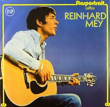 Reinhard Mey - Starportrait - 2 LPs - washed - cleaned - L2665