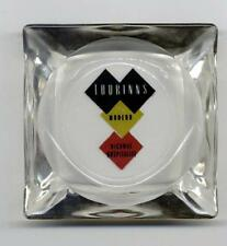 SWEET Vintage 1950's RARE Sharp TOURINNS Motel Group Ashtray-A+ Color and Design
