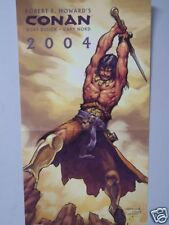 Conan Poster 2004 NM (many available)