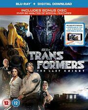 Transformers: The Last Knight (Bonus Disc + Digital Download) [Blu-Ray]