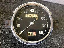 Original 1932 Ford Roadster 3 Window Coupe Pickup Truck Speedometer Gauge SCTA