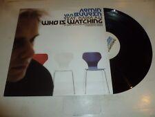 """ARMIN VAN BUUREN feat NADIA ALI - Who Is Watching - UK 2-track 12"""" Vinyl Single"""