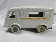 CIJ 1000kgs Renault Die Cast Ambulance Norev