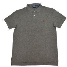 Polo Ralph Lauren Slim Fit Polo Shirt Mesh Knit Pique Mens Nwt New S M L Xl Xxl