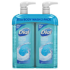 Dial Body Wash, Spring Water (35 fl. oz., 2 pk.)