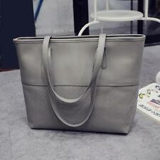 HOT Women Handbag Shoulder Reversible Tote Satchel Messenger Bag Hobe Purse H2