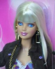 NEW NRFB BLONDE TOP MODEL BARBIE DOLL PRISTINE CONDITION INCL. BOX MINT