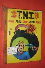 ALAN FORD-RACCOLTA GRUPPO TNT N°1  - contiene gli originali n° 4-5-6- di MAGNUS