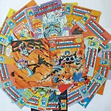39x TRANSFORMERS Weekly Issues No.180 - 218 Sept 1988 - May 89 MARVEL COMICS UK