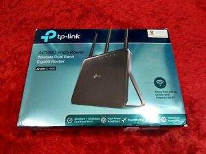 TP-LINK AC1900 High Powered Wireless Wi-fi Gigabit Router, Archer C1900
