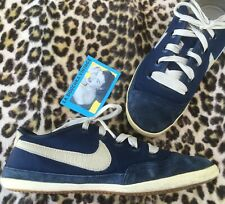 Nike Collector 1970 00006000 s Men Trainers Sneakers~Navy Blue & Cream~Suede & Canvas~7.5