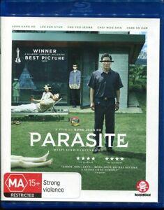 Parasite Blu-ray NEW Region B