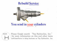 Rebuild Service for your R129 Roof Top Hydraulic Front Latch Cylinder Ram
