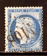 FRANCE  N° 60 GC 1108 CONDRIEU RHÔNE, quelques dents diminuées sinon TB