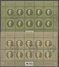 Persönlichkeiten - Estland - 2 KB gestempelt, used 2010