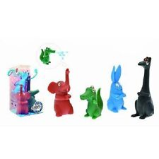 Figurines Jouets Bain Barbapapa Animaux Plastoy Set 5