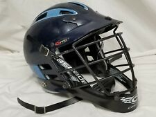 Cascade Cpro Lacrosse Helmet Small/Medium Blue With Chin Strap