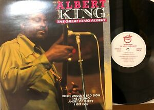 Albert King - The Great Albert King - LP - 2696031