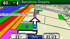 2018 Spain and Portugal car navigation map set for Garmin GPS on MicroSD card
