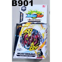 2018 Bayblade Spinning Top Beyblade BURST With Launcher And Box Bey Blade Metal