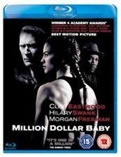 Million Dollar Baby 5017239120138 With Hilary Swank Blu-ray Region B