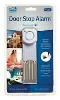 SABRE Wedge Door Stop Security Alarm with 120 dB Siren - Great for Home
