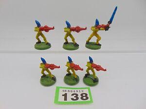 Warhammer 40,000 Eldar Craftworlds Guardians 138-912