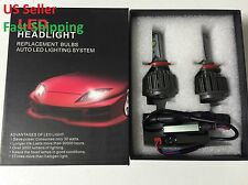 60W 7600LM Cree ETI Chips LED Headlight Kit H1 H7 9006/HB4 Bulbs