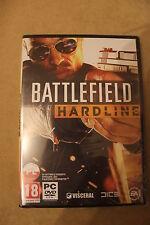 BATTLEFIELD HARDLINE PL PC DVD POLSKI DUBBING POLSKA POLISH  VERSION