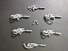 Warhammer 40k Space Marines Scout Sniper Sniper Rifles Bits