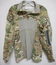 USGI MULTICAM ARMY COMBAT SHIRT TYPE II, MASSIF, MEDIUM, NWT, FLAME RESISTANT