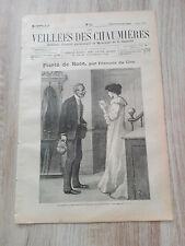 Journal illustré 1909  - Veillées des Chaumières - 08 mai - Fierté de Race...