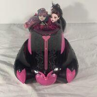Monster High Draculaura Sweet 1600 Birthday Convertible Car Rochelle Goyle Paris