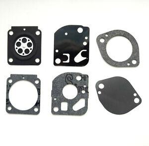 Vergaser Membranen Reparatursatz für Stihl FS87 FS90 FS100 FS130 HL95 HL100 Zama