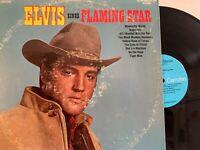 Elvis Presley – Elvis Sings Flaming Star LP 1975 Pickwick – CAS-2304 VG