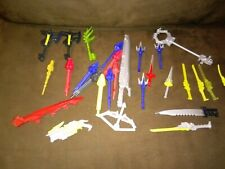 Mighty Morphin Power Rangers 28 Weapons Guns Swords  Accessories Lot