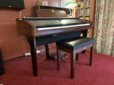 More details for yamaha clavinova cvp-307 88 weighted key full sz digital electric piano keyboard