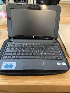 HP mini Laptop 110 model