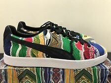 MENS PUMA x COOGI CLYDE BIGGIE SMALLS 25TH ANVRSY 364907-01 SIZE 13 DS 100% AUTH