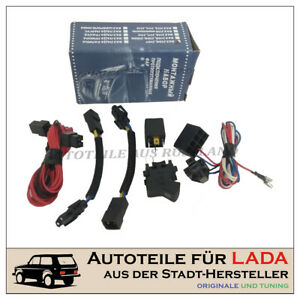 Kit for connecting fog lights Lada Niva