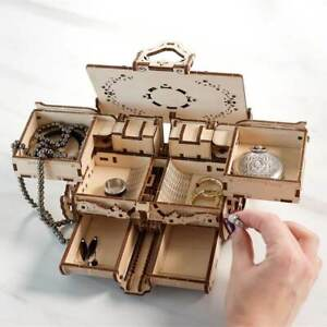 NEW Ugears Antique Box | FREE Shipping