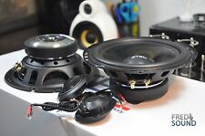 STEG SQ650C SOUND QUALITY MADE IN ITALY, HIGH END COMPONENT SPEAKER