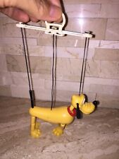 VINTAGE WALT DISNEY PRODUCTIONS PLUTO STRINGED PUPPET