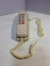 Vintage Soundesign 7022 Table Top/Wall Trimline Telephone, Tone or Pulse, Ivroy