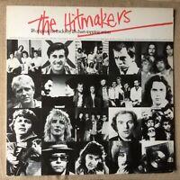 THE HITMAKERS  EX/NEAR MINT VINYL LP / ROXY MUSIC / RAINBOW / Peter Gabriel
