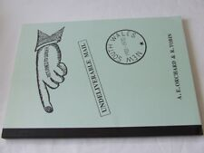 Undeliverable Mail In New South Wales by Orchard & Tobin 1988