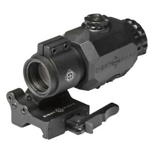 Sightmark XT-3 Magnifier with LQD Flip to side