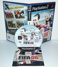 FIFA FOOTBALL 2006 06 6 - Playstation 2 Ps2 Play Station Gioco Game